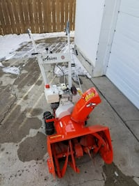 Reconditioned Ariens Dual Stage Snowblower