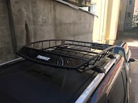 Thule Canyon XT cargo basket with cargo net Washington, 20009