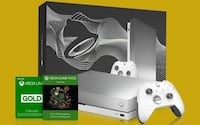 Xbox One X Platinum Limited Edition + Elite Wireless Controller Taco bell La Puente, 91744