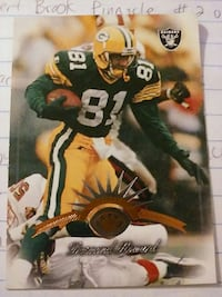 1997 Desmond Howard Beaver Dam, 53916