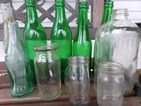 Antique glass bottles  Newtown Square, 19073
