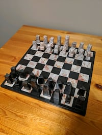 Marble Chess Set Toronto, M2M 2E4