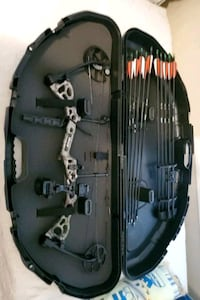 Bear compound bow
