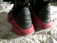 pair of red leather boots Annandale, 22003