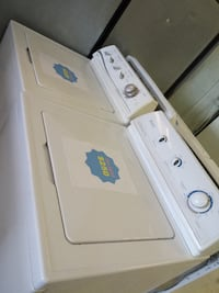 white front-load clothes washer Richmond