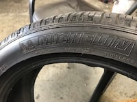 One Michelin Tire 245/45 R20 Primacy used Bay Shore, 11706