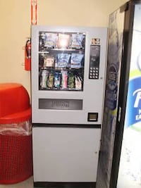 C-Series snack machine  Brampton