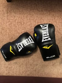 Black and white everlast boxing gloves Міссісауга, L5A 3B1