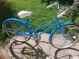 Old Sears and Roebuck Bicycle