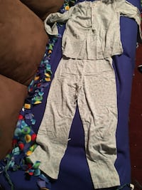 Flower pajamas 12/14 420 mi