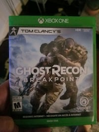 Ghost recon breakpoint brand new  Toronto, M1J 3M7