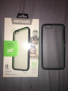 Black Bodyguardz case with box
