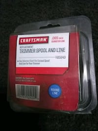 New craftsman replacement trimmer spool and line Fountain Valley, 92708