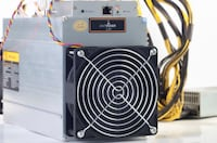 Bitmain Antiminer ASIC Miner L3+ Scrypt Miner For Litcoin LTC With Power Supply TORONTO