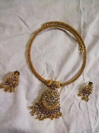Gold plated necklace  Bengaluru, 560054