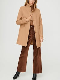 Wilfred Cocoon Wool Coat Toronto, M2M 0A6