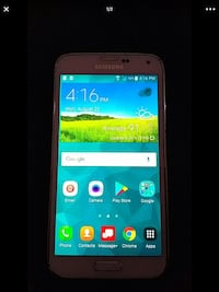 Samsung S5 galaxy  unlocked. Awesome condition  Riverside, 92507