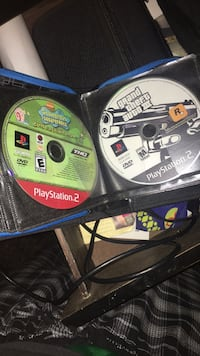 two Sony PS3 game discs North Las Vegas, 89032