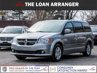2017 dodge grand caravan with 46,062km and 100% approved financing Toronto