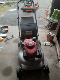 Honda self propelled mower