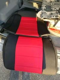 TJ seat covers  Frederick