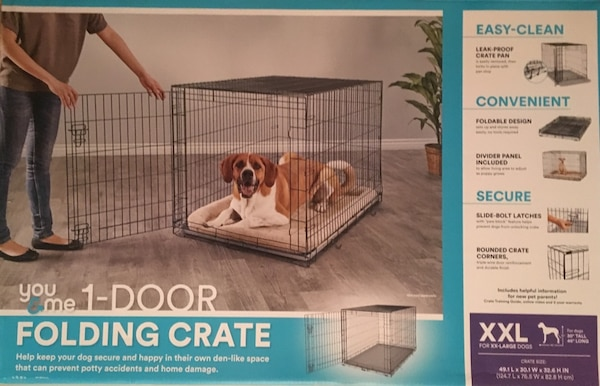 Dog Crate (New in box)