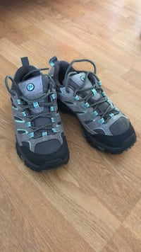 Merrell Moab 2 WP Hiking Shoes Women's Size 6M Waterproof