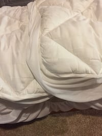 Twin quilted mattress cover Littleton, 80127