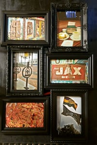 All Original New Orleans Framed Photo Collage  Metairie, 70003