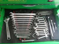 stainless steel combination wrench set Mesa, 85204