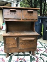 VINTAGE FOXGLOVE PLAY KITCHEN  Fairfax, 22030