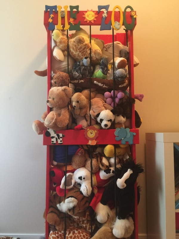 Used Stuffed Animal Zoo For Sale In Fort Lee Letgo