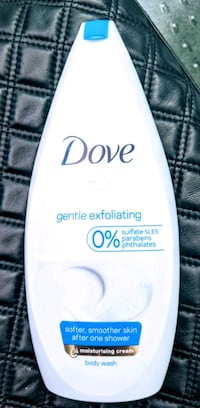 Dove Exfoliating Body Wash