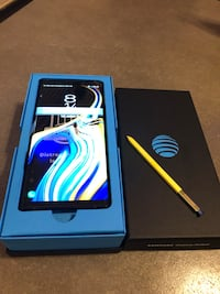 Brand New Unlocked Samsung Note 9 Fairfax, 22030