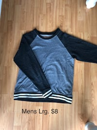Mens sweater- Lrg Cambridge, N1R 8J4