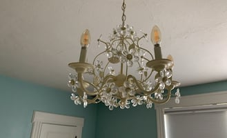 Pottery Barn Kids Blossom Chandelier
