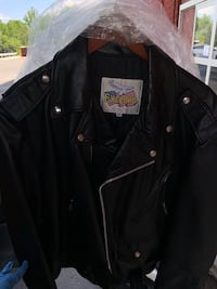 Motorcycle leather jacket (MADE IN USA) Burtonsville, 20866