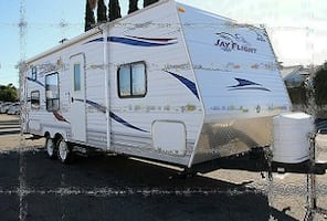 2010 Jayco Jay Flight  Trailer, in excellent condition