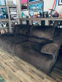 Large Brown Couch Gilbert, 85295