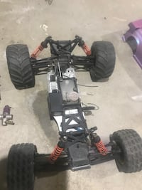 Rolling nitro chassis Commerce City, 80603