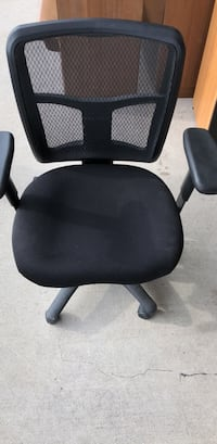 black and gray rolling chair Baltimore, 21224