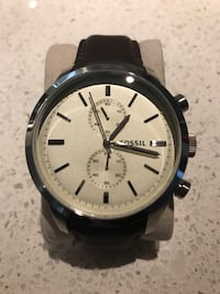 Fossil chronograph dress watch  Toronto, M6P 2R1