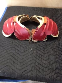 Vintage youth football shoulder pads North Andover, 01845
