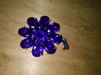 purple and black beaded necklace West Monroe, 71292