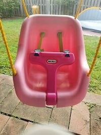 Toddler swing by Fisher Price Clifton, 20124