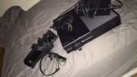 xbox one with the power cord, kinect, and 2 headsets Ashburn, 20147