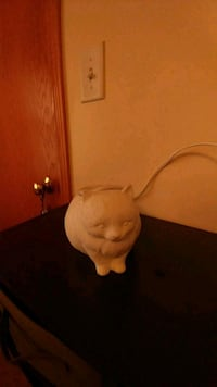 76a23ddf12b34 Used Precious Moments girl with cat figurine for sale in Tinley Park ...