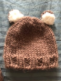 Knitted Deer Outfit 0-3 Months New York, 11414