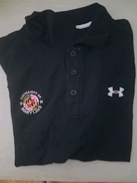 New under armor shirts. size large, with MD logo. $15.00 per shirt Columbia, 21045