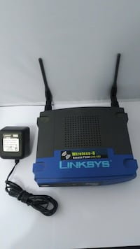 Punto de acceso Linksys Madrid, 28001